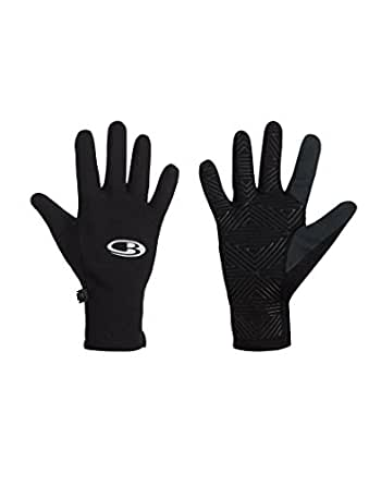 Icebreaker Merino Women's Quantum Gloves, Black, XS