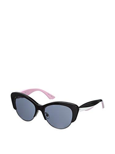 Dior Sunglasses Dior Envol1/S Sunglasses LZIBN Black Pink White - Swarowski Sunglasses
