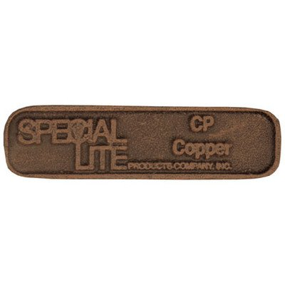 Special Lite Products Savannah Curbside Mailbox with Bradford Direct Burial Mailbox ()