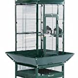 Bird Supplies Cockatiel Wi Cage Chlk18x18x57
