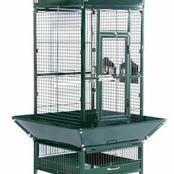 Bird Supplies Cockatiel Wi Cage Chlk18x18x57 by Prevue Pet Products