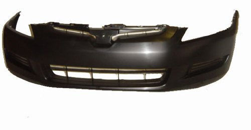 OE Replacement Honda Accord Front Bumper Cover (Partslink Number HO1000211)