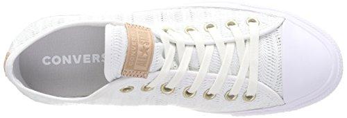 mouse Ox tan Blancwhite mouseBaskets Converse Ctas White tan 102 Femme JlFK1T3c