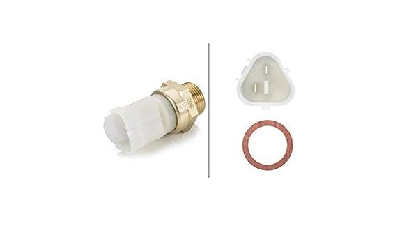 HELLA 6ZT 007 835-101 Interruptor de temperatura, ventilador del ...