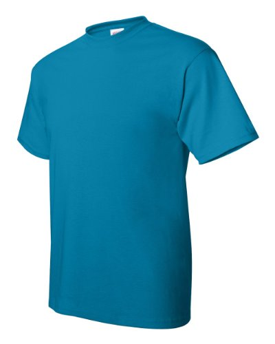 Bleu shirt Multicolore Ecosmart Hanes Pour Rond vert T Comfortblend Col Homme XaTBwzqxF