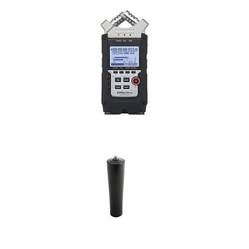 ZOOM リニアPCM/ICハンディレコーダー H4nPro マイククリップアダプタセット B01KJ75G66 マイククリップアダプタセット-