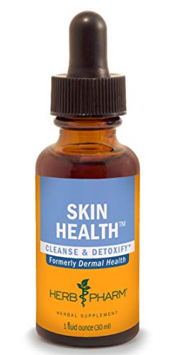 Herb Pharm Skin Health Liquid Herbal Formula for Healthy Skin - 1 Ounce