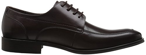 Kenneth Cole Reaktion Mens Få Dina Siffror Oxford Brun