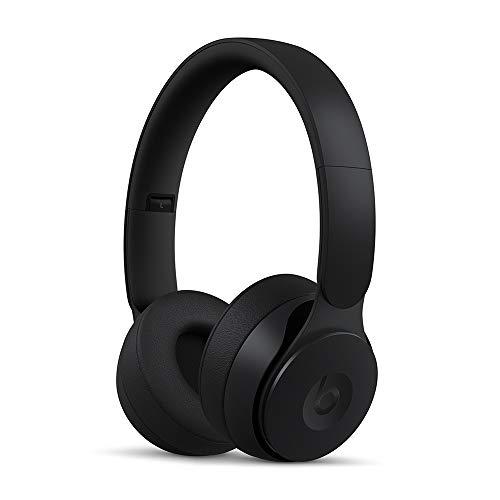Beats Solo Pro Wireless Noise Cancelling On-Ear Headphones – Black (Renewed)