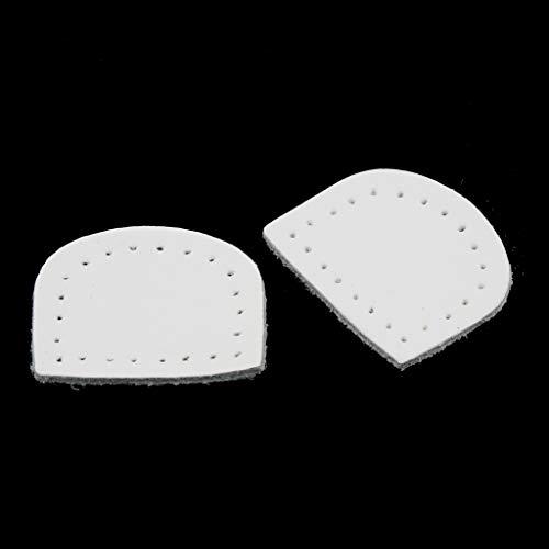 En B Noir Sacs Pour 2 Shouder Confection Pièces Fournitures Fermeture Cuir Main Pu Blanc Butée Parfaites À Couture Bouton De Baosity wYYHarx4