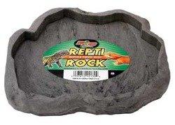 Repti Rock Reptile Food Dish