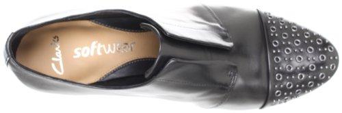 Vestir de cuero Clarks de Zapatos Mujer gHxwEqUP