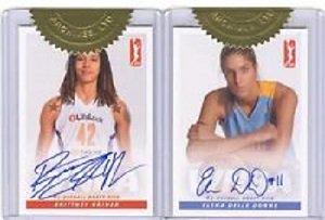 2013 Wnba 100 Card Sealed Set    With 2 Exclusive Autos   Brittney Griner   Elena Delle Donne