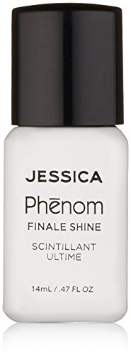Jessica Top Coat - Jessica Phenom Nail Colour, Phenom Finale Shine Topcoat