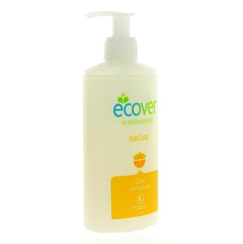 Ecover Hand Soap - Ecover - Hand Soap - Citrus and Orange Blossom - 250ml