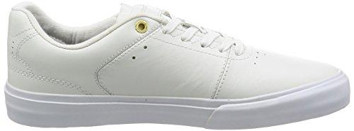 Emerica Rlv Reserve, Color: White/White, Size: 39 Eu / 7 Us / 6 Uk