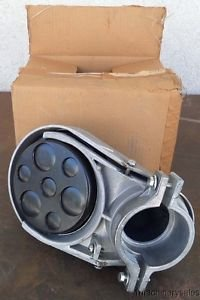 2877 BWF SERVICE ENTRANCE HEAD M STEPHENS 3 INCH Conduit Mount 3'' by M STEPHENS