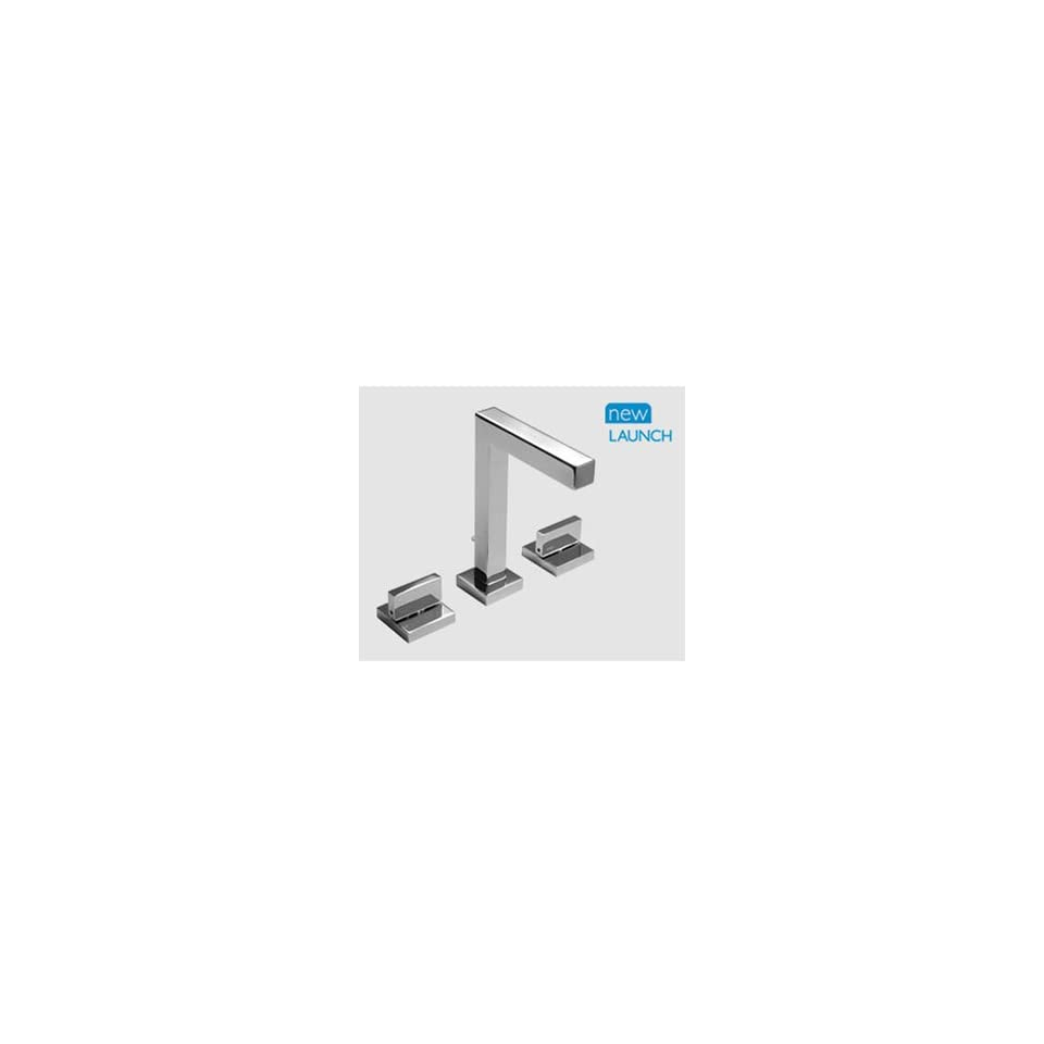 Deca 1877C87EXPC PC Polished Chrome Bathroom Faucets 8 Widespread Lav Mixer Faucet