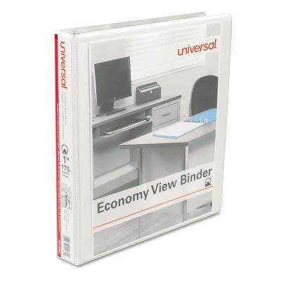 Ring Economy Round - Universal 20962CT Economy Round Ring View Binder, 1