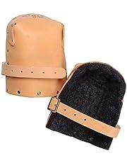 Kuny's KP299 Heavy-Duty Leather Thick Felt Knee Pads