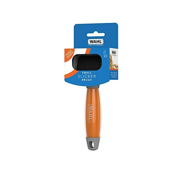 Small Slicker Brush with Soft Grip 4