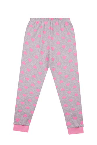 Ages 8-14 Years Pjs Teenage Girl/'s EMOJI Style #LOVE Hashtag Love Pyjamas