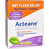 Boiron. Acteane. 120 Tablets (3 Pack)