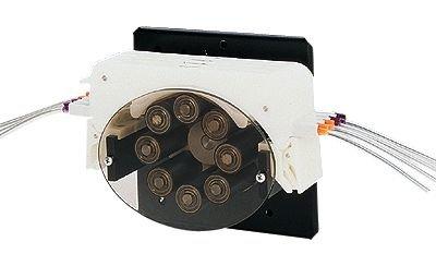 Ismatec Standard cartridge pump head, 4 channels, 8 rollers, (Ismatec Pumps)