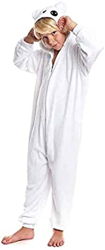 Disfraz Pijama Oso Blanco Infantil Unisex (10-12 años) (+ Tallas ...