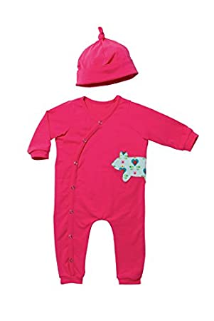 Amazon.com: BURDA 9434 BABY INFANT JUMPSUIT & CAP (SIZE 1M-18M) SEWING PATTERN: Arts, Crafts & Sewing