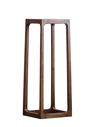 AKMQBZ No Need to Punch, Chinese Style Simple Fashion Solid Wood Green Solid Wood Flower Stand Vertical Beech Wood Flower Shelf Indoor Balcony ()