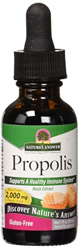 Nature's Answer Alcohol-Free Propolis Resin, 1-Fluid Ounce