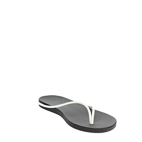 81601 Ipanema Blanc Femme Noir Tongs 20829 F4xnq4