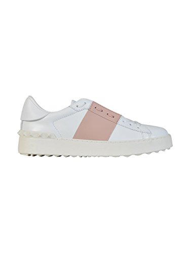 valentino-garavani-womens-mw2s0781tcq834-white-pink-leather-sneakers