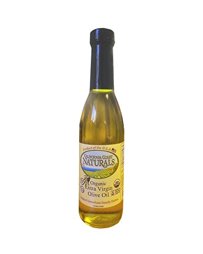 Organic Extra Virgin Olive Oil, Made in the USA, (Picked, Pressed, and Packed on site) Family Farm (Best Olive Oil Made In California)