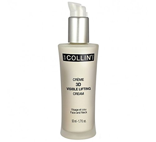 Gm Collin 3D Visible Lifting Cream, 1.7 Fluid Ounce - Collin Visible Lifting Cream