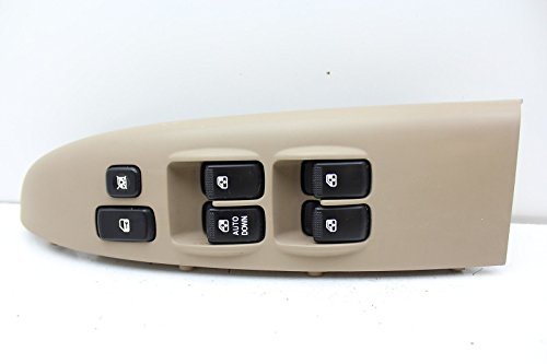 09 10 11 12 Kia Sedona LX Drivers Side Left Master Window Switch OEM