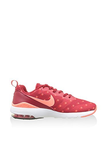 Nike Womens Wmns Air Max Sirena Stampa, Palestra Rosso / Atomico Rosa-luminoso Rosso Cremisi, 7,5 Us