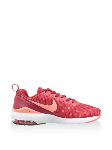 Nike Wmns Air Max Siren Print, Zapatillas de Deporte para Mujer Rojo (Gym Rd / Atmc Pnk-Brght Crmsn-Wh)