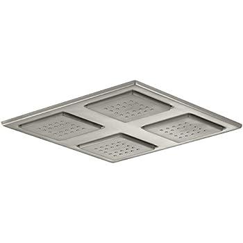 Kohler K 98740 Cp Watertile Rain Overhead Showering Panel With 4 22