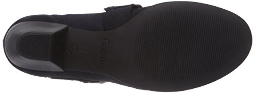 Gabor Shoes Gabor - Zapatos Mujer Azul (nightblue 16)