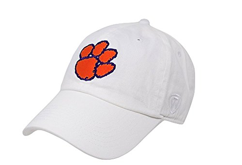Clemson Tigers Hat (Clemson Tigers Hat Icon White)