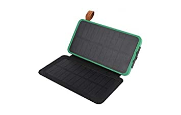Amazon.com: Cargador solar plegable, batería de uso exterior ...