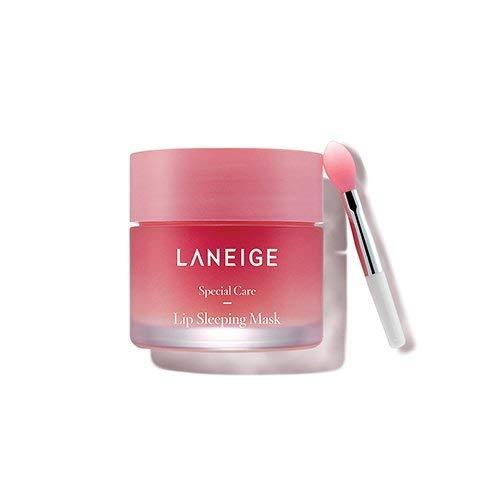 LANEIGE Lip Sleeping Mask ,Berry, Lip Treatment, 0.7 (Best Tonymoly Cc Creams)