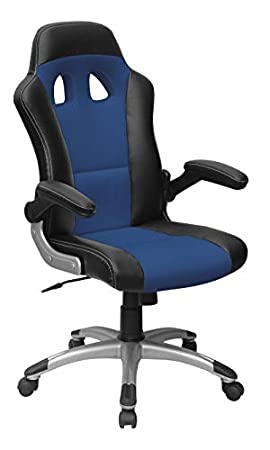 Office Pro Silla de Oficina Racing Tipo Gaming Modelo Gamy (Azul): Amazon.es: Hogar