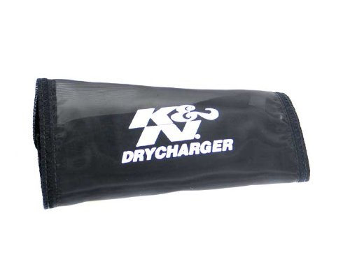 K/&N YA-3502-TDK Yamaha Black Air Filter Wrap