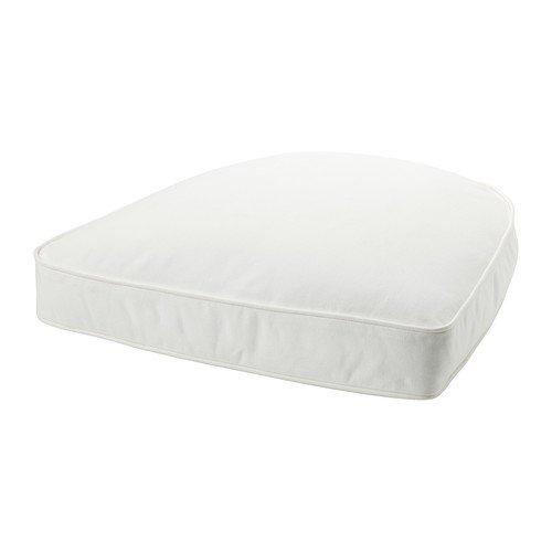 Ikea Djupvik - Cojín, Blanco Blekinge - 54x54 cm: Amazon.es ...