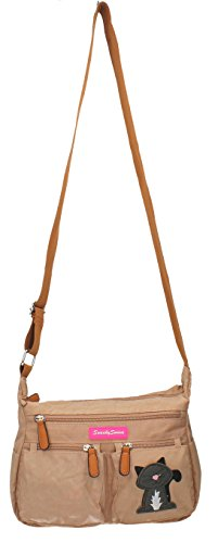 Body Norma SWANKYSWANS Bag Cross Womens Beige qtqxTP
