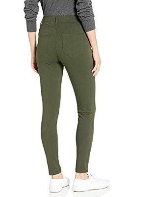Amazon Essentials Women's Standard Skinny Stretch Pull-on Knit Jegging