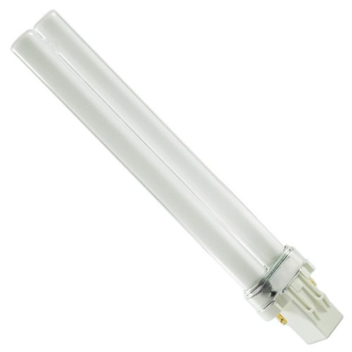 Philips 146878 - PL-S 13W/850/2P ALTO Single Tube 2 Pin Base Compact Fluorescent Light Bulb